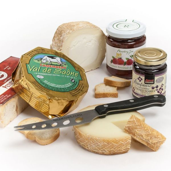 igourmet French Cheese and Jam Collection