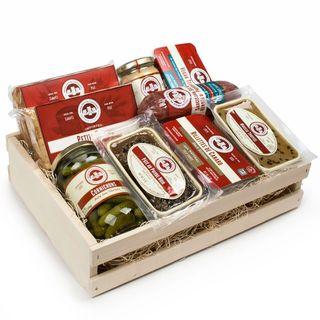igourmet Les Trois Petits Cochons Picnic Gift Crate