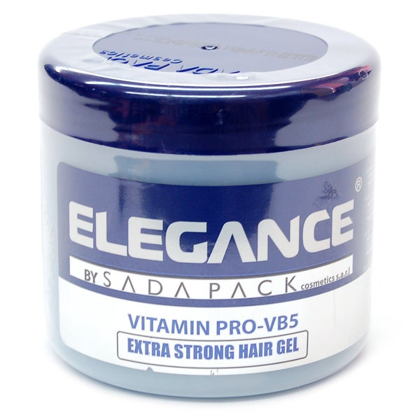 Elegance Extra Strong 17.6-ounce Hair Gel