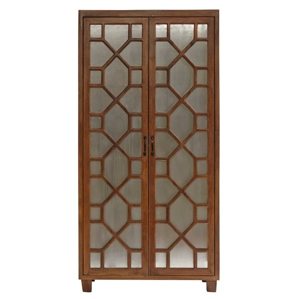 Gunther Medium Brown Armoire
