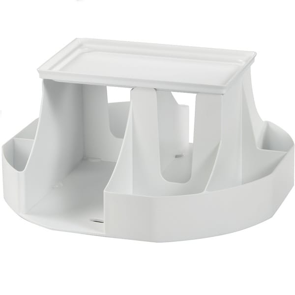 Dex Baby The Spin White Plastic Changing Station