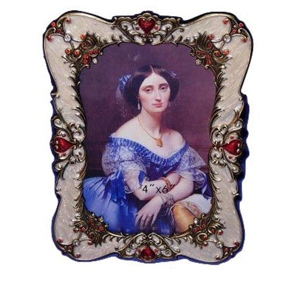 "Elegance Dianne 4 x 6"" Photo Frame"
