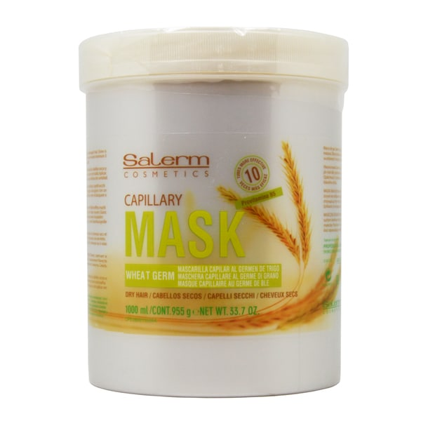 Salerm 33.7-ounce Wheat Germ Mask