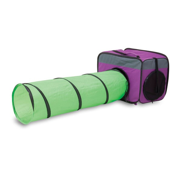 Jackson Galaxy Base Camp Cat Carrier Combo