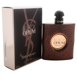 Yves Saint Laurent Black Opium Women's 3-ounce Eau de Toilette Spray