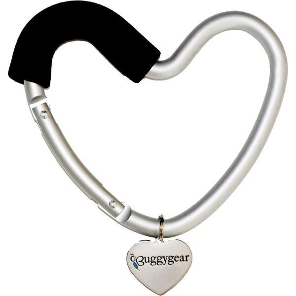 Buggygear Black Buggy Heart Hook