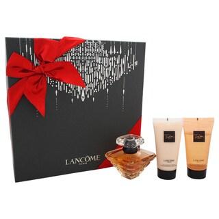 Lancome Tresor Women's 3-piece Gift Set