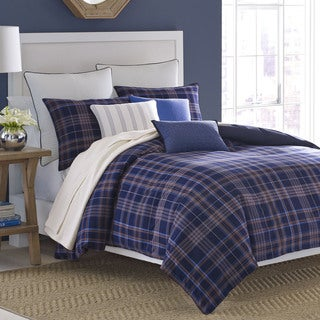 Nautica Eldridge Cotton Duvet Cover Set