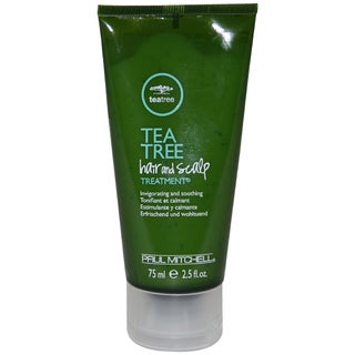Paul Mitchell Tea Tree Hair and Scalp 2.5-ounce Treatment