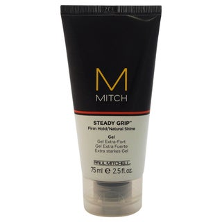 Paul Mitchell Mitch Steady Grip Firm Hold/Natural Shine Men's 2.5-ounce Gel