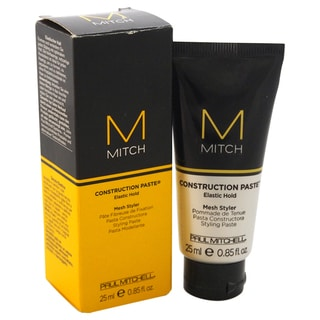 Paul Mitchell Mitch Construction Paste Elastic Hold Mesh Men's 0.85-ounce Hair Styler