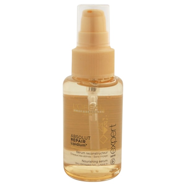 L'Oreal Professional Serie Expert Absolut Repair Lipidium Nourishing 1.69-ounce Serum