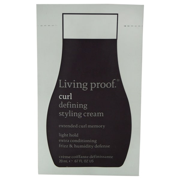 Living proof Curl Defining Styling 0.67-ounce Cream