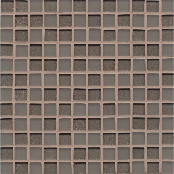 Bedrosian Glass Mosaic Tile (Pack of 10)