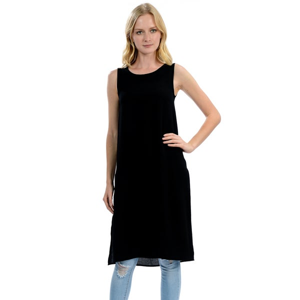 Women's Sleeveless Tank Dress