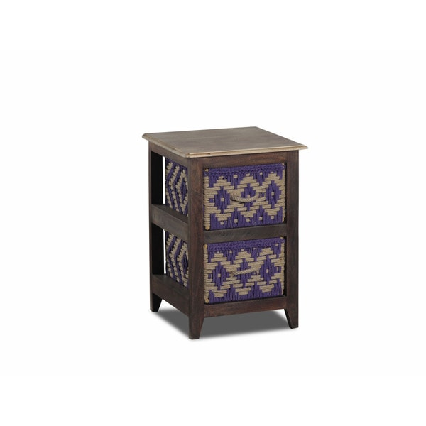 Panama Jack Friars Accent Table