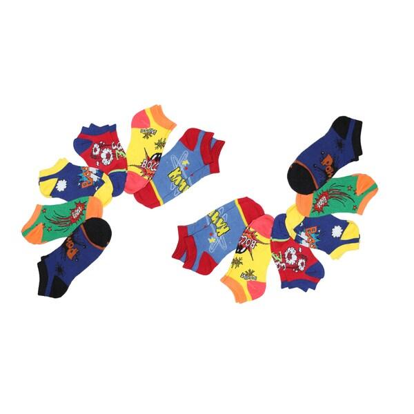 MinxNY Children's Pow Wow Socks (12 pairs)