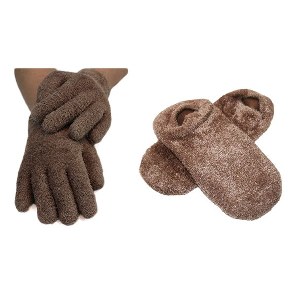 MinxNY Moisturizing Gel Gloves and Socks Bundle