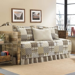 Eddie Bauer Bainbridge Cotton 5-Piece Daybed Cover Set