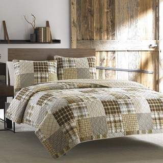 Eddie Bauer Bainbridge Cotton Quilt Set