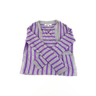 Dkny Girl's Grey Cardigan Sweater