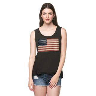 Women's American Flag Tank Top
