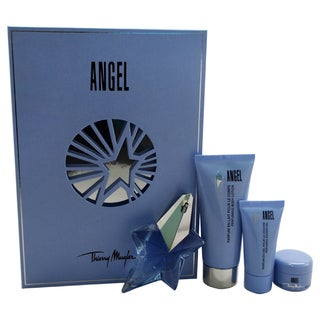 Thierry Mugler Angel Women's 4-piece Gift Set