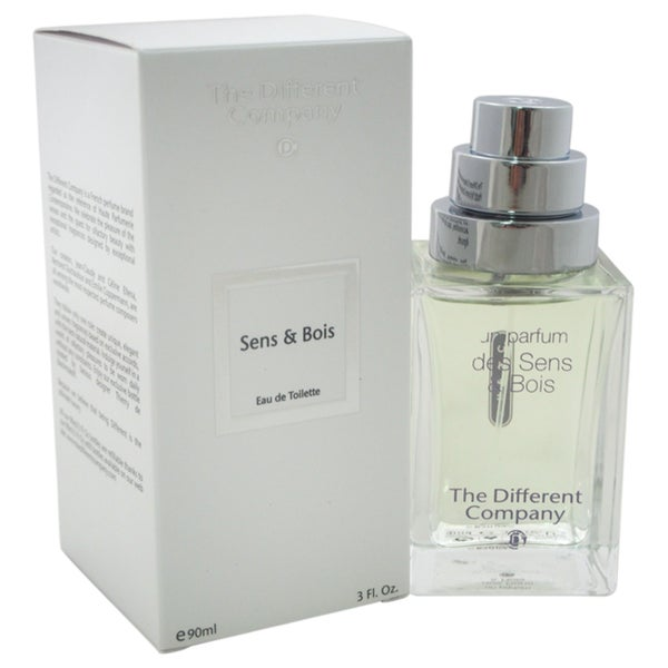 The Different Company Sens & Bois Women's 3-ounce Eau de Toilette Spray