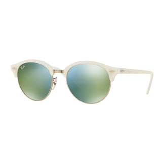 Ray-Ban Men's RB4246 988/2X White Plastic Phantos Sunglasses