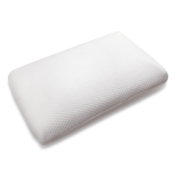 Sleep Shape Molded Memory Foam Pillow