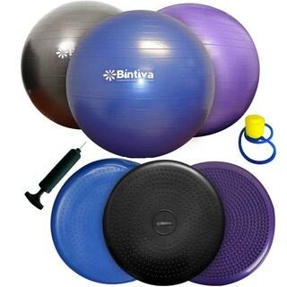 Bintiva Core-strengthening Balance and Stability Kit