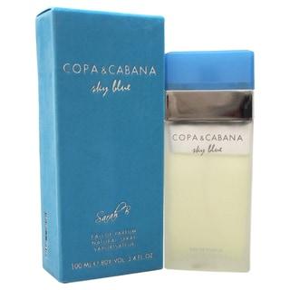 Sarah B. Copa & Cabana Sky Blue Women's 3.4-ounce Eau de Parfum Spray