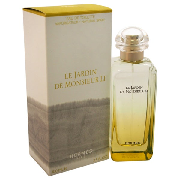 Hermes Le Jardin de Monsieur Li Women's 3.3-ounce Eau de Toilette Spray