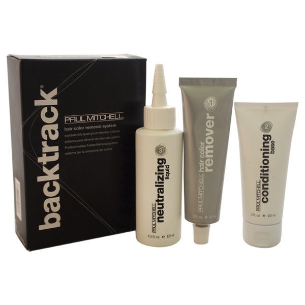 Paul Mitchell Backtrack Hair Color Remover 3-piece Kit