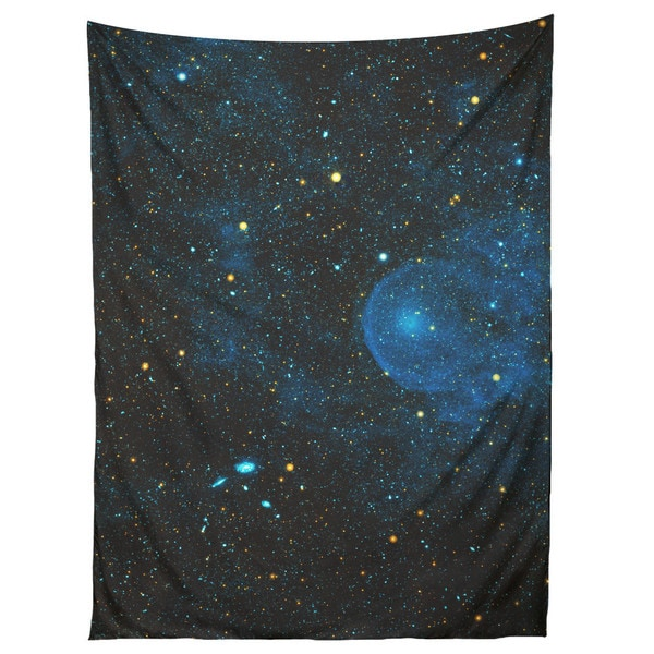 Sharp Shirter A Runaway Star/ Space/ Galaxy/ Cosmos Wall Decor/ Tapestry