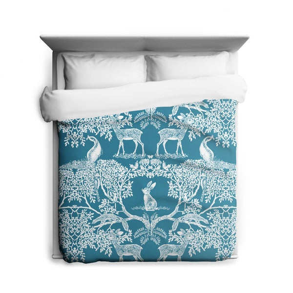 Sharp Shirter Little Deer/ Duvet Cover