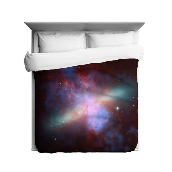 Sharp Shirter Messier 82/ M82/ Outer Space Duvet Cover