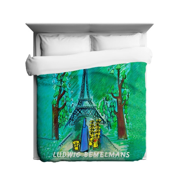 Sharp Shirter Madeline Duvet Cover