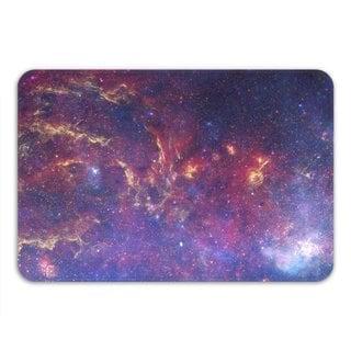 Sharp Shirter Milky Way Memory Foam Bath Mat