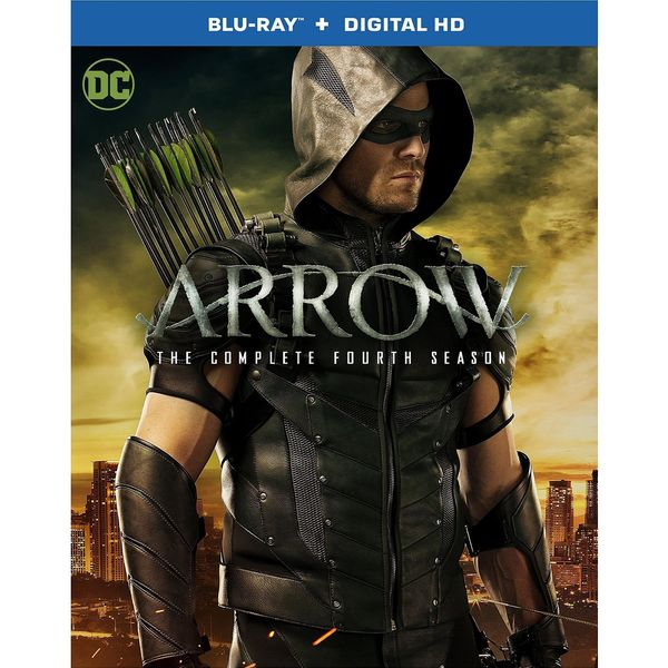 Arrow: The Complete Fourth Season (Blu-ray Disc) 19146828