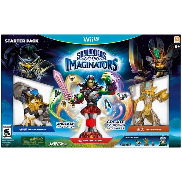 SKYLANDERS IMAGINATORS STARTER PACK - Wii U 19146855