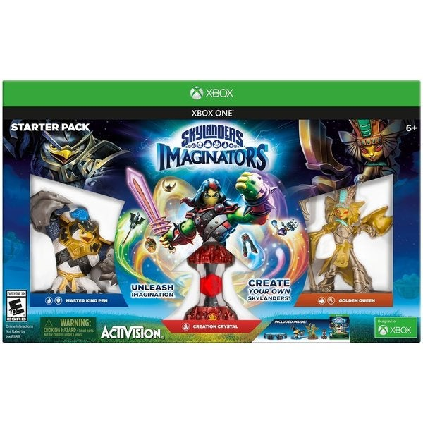 SKYLANDERS IMAGINATORS STARTER PACK - XBOX One 19146856