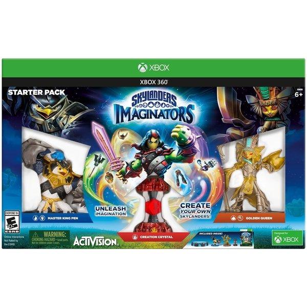 SKYLANDERS IMAGINATORS STARTER PACK - Xbox 360 19146857