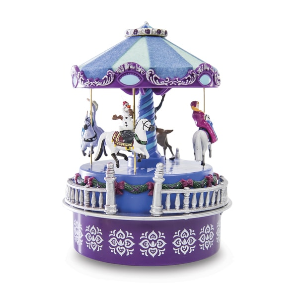 Versil Disney Frozen Mini Soundtrack Musical Carousel