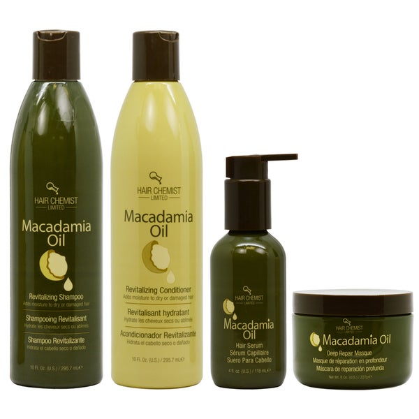 Hair Chemist Macadamia Oil Set
