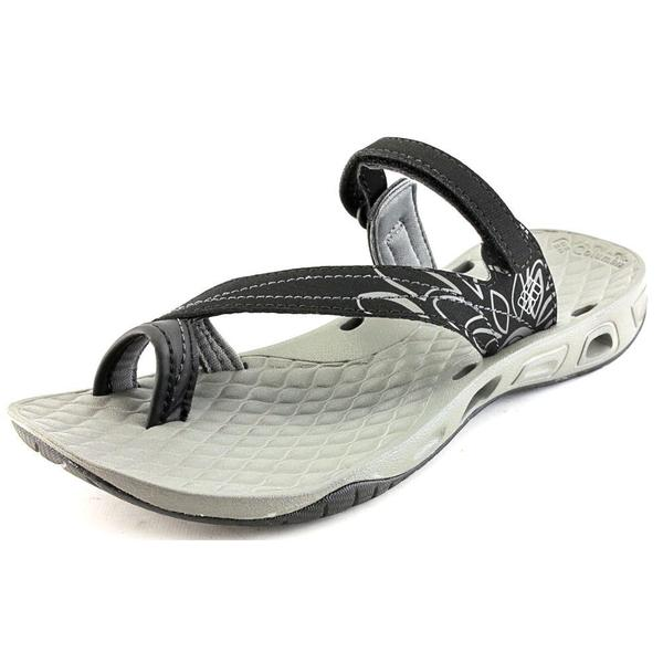 Columbia Women's Sunrise Vent II Black Synthetic Sandals