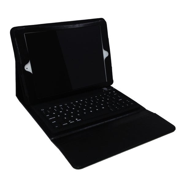 Bluetooth Black Keyboard Folio for iPad Pro