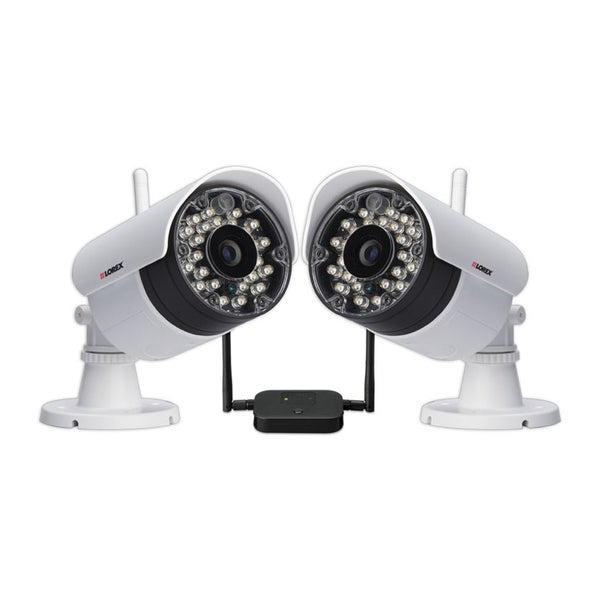 Lorex Technology LW2230 Wireless Digital Security Surveillance Cameras