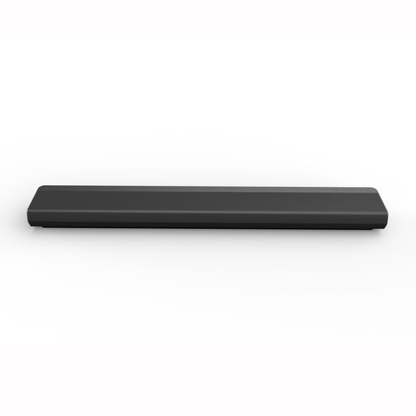 LG Black Sound Bar System with Wi-Fi and Dual Bass HDMI Ports