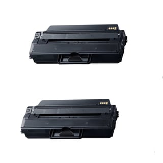 2PK Compatible MLT-D115L Toner Cartridge For Samsung All-in-One Machines SL-M2820DW SL-M2870FW ( Pack of 2 )